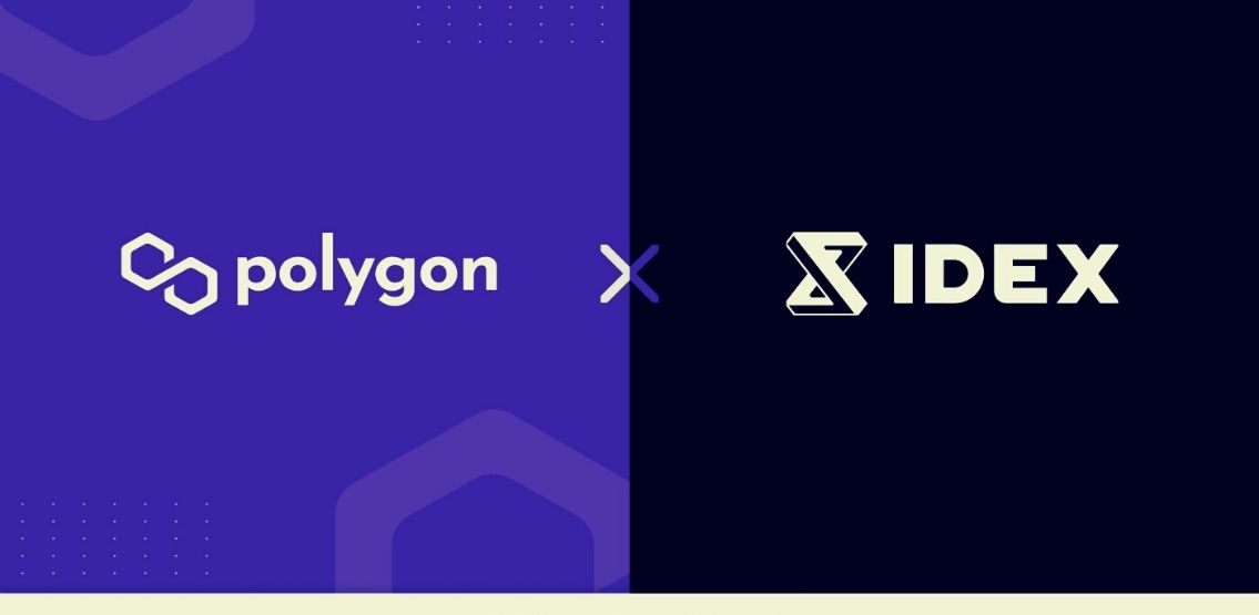 Polygon Announces The Arrival of IDEX, The Hybrid Liquidity DEX