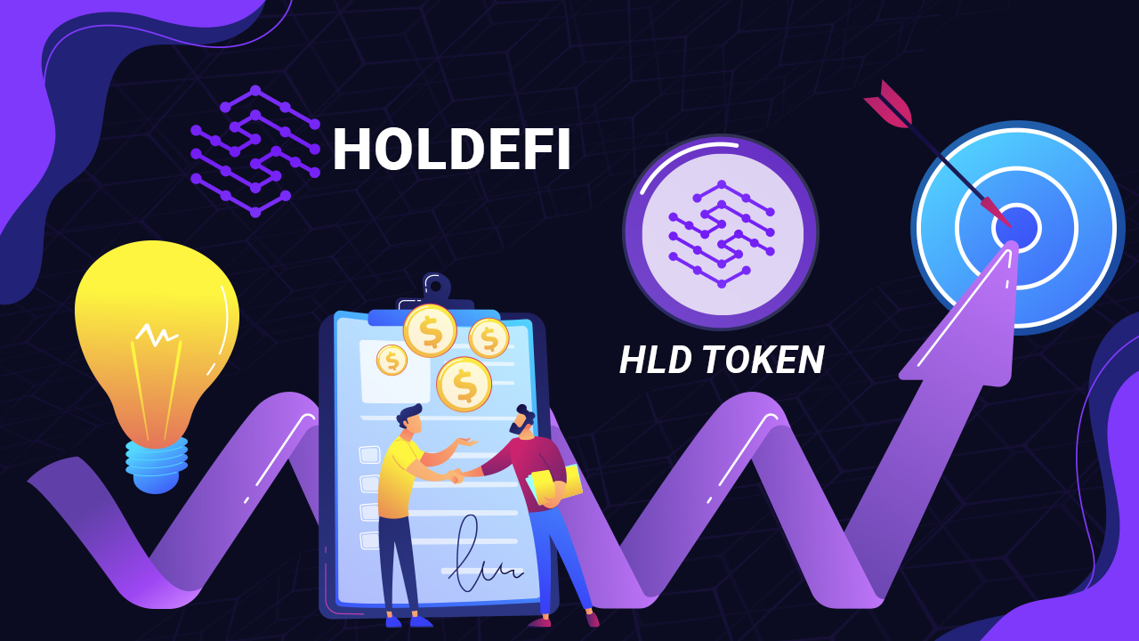 Holdefi Starts its Private Sale Phase