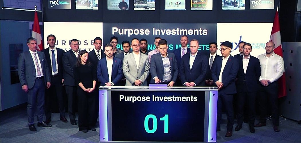 Purpose Investments Brings In Three More Crypto ETFs To Canada