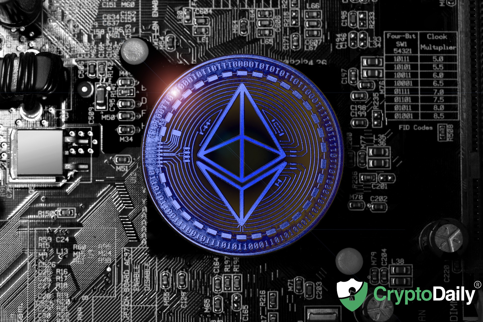 Crypto Price Analysis: ETH Eager to Grow
