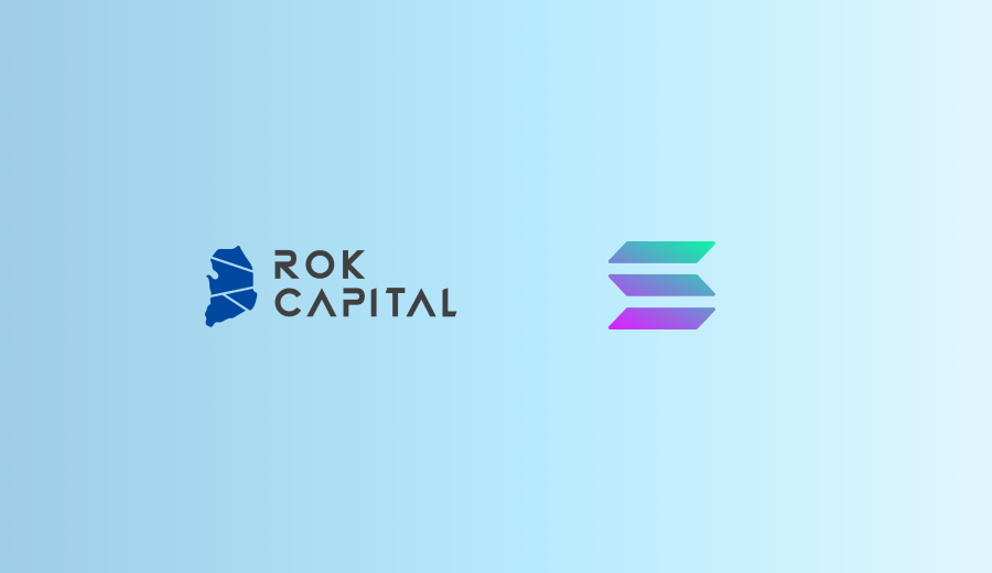 ROK Capital Launches $20 million Ecosystem Fund With Solana