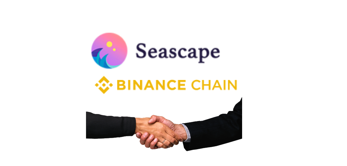 Binance Partners Up With Seascape Network To Take DeFi Gaming To Another Level