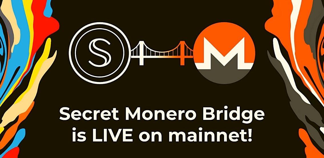 Secret Network Announces Launch Of Secret Monero Bridge On Mainnet
