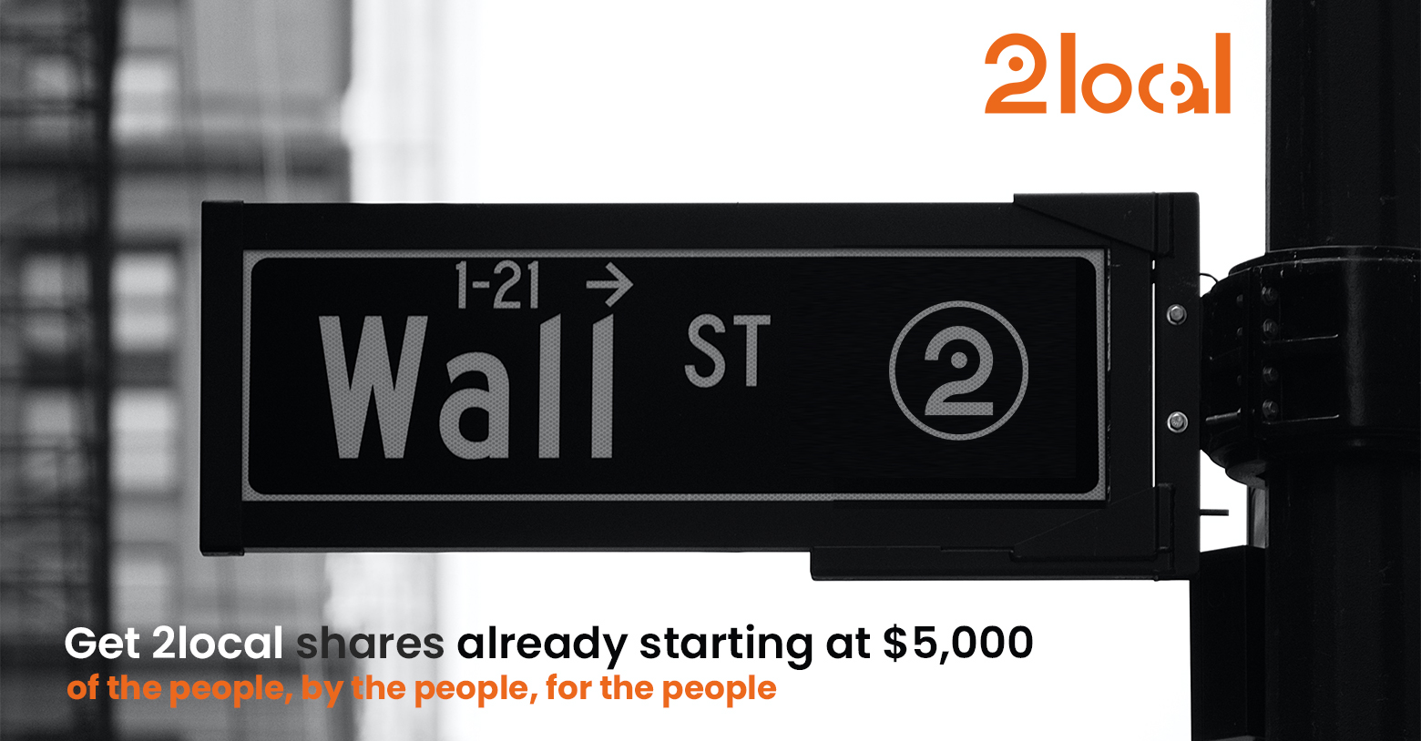 2local is selling limited shares of 2local, starting at $5,000