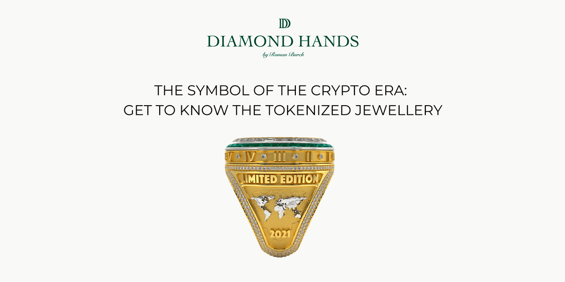 The Symbol of the Crypto Era: Get to know the Tokenized Jewellery