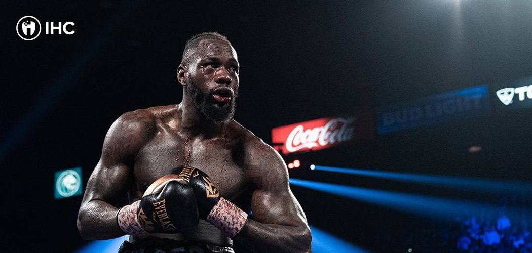 """IHC announces its official sponsorship with Deontay """"The Bronze Bomber"""" Wilder for the epic rematch at the WBC Heavyweight Championship in Las Vegas"""