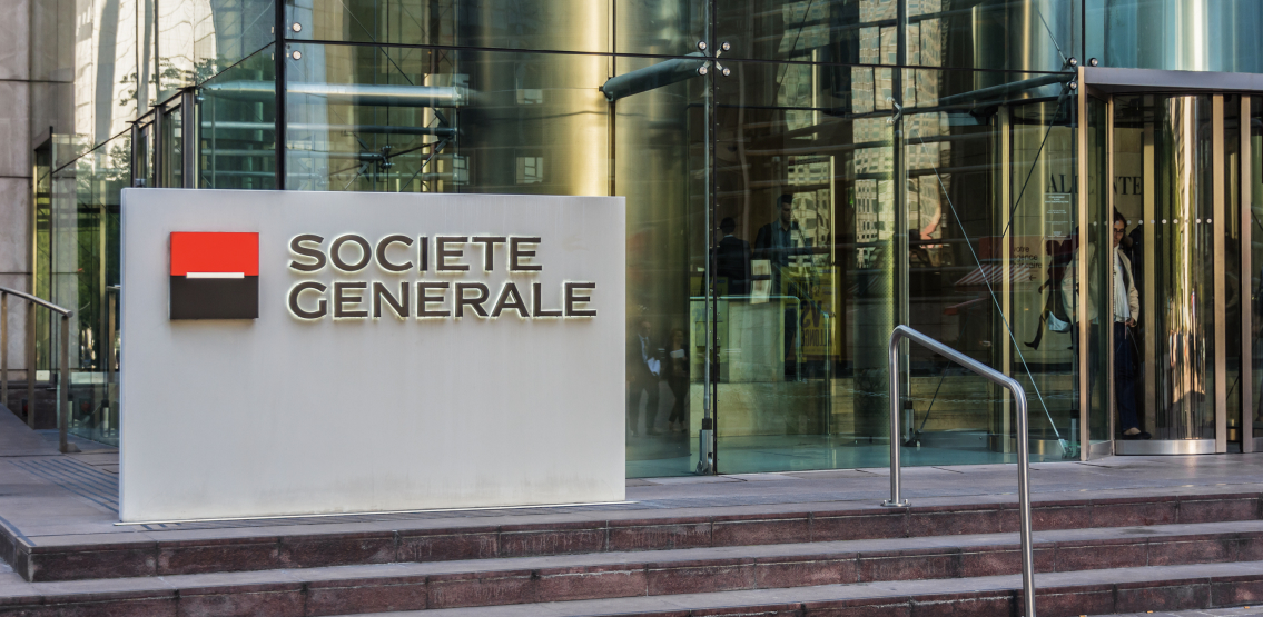 Societe Generale offers securities on Tezos Blockchain