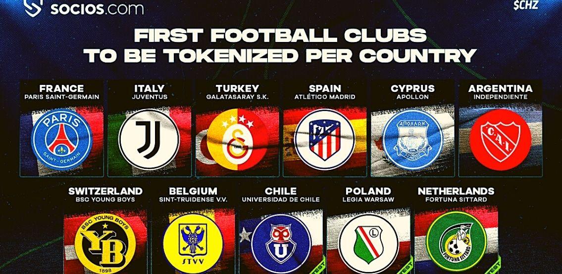 Top European Clubs Have Made A Staggering £150 Million Through Socios