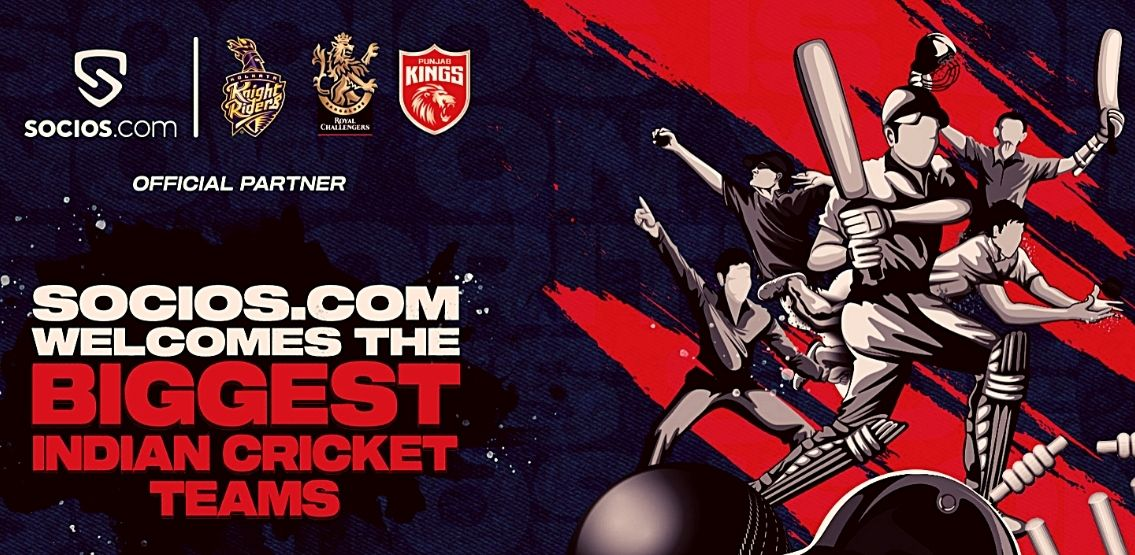 Indian Premier League (IPL) Heavyweights Join Socios Network