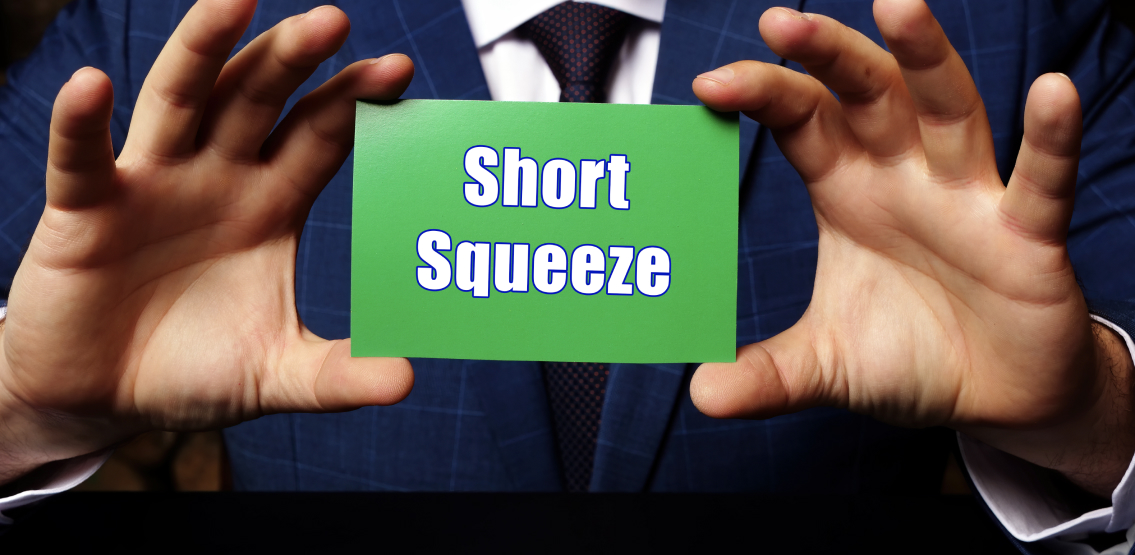 Is a short squeeze in play for Bitcoin?