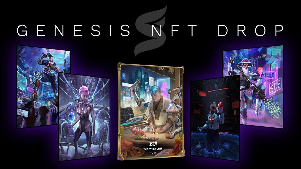 SuperFarm Releases Genesis Series NFTs