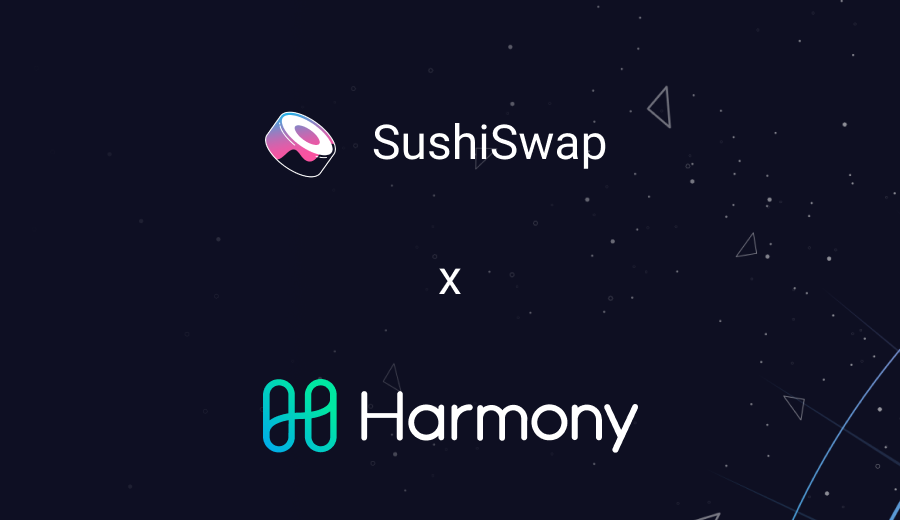 SushiSwap integrates with Harmony Protocol