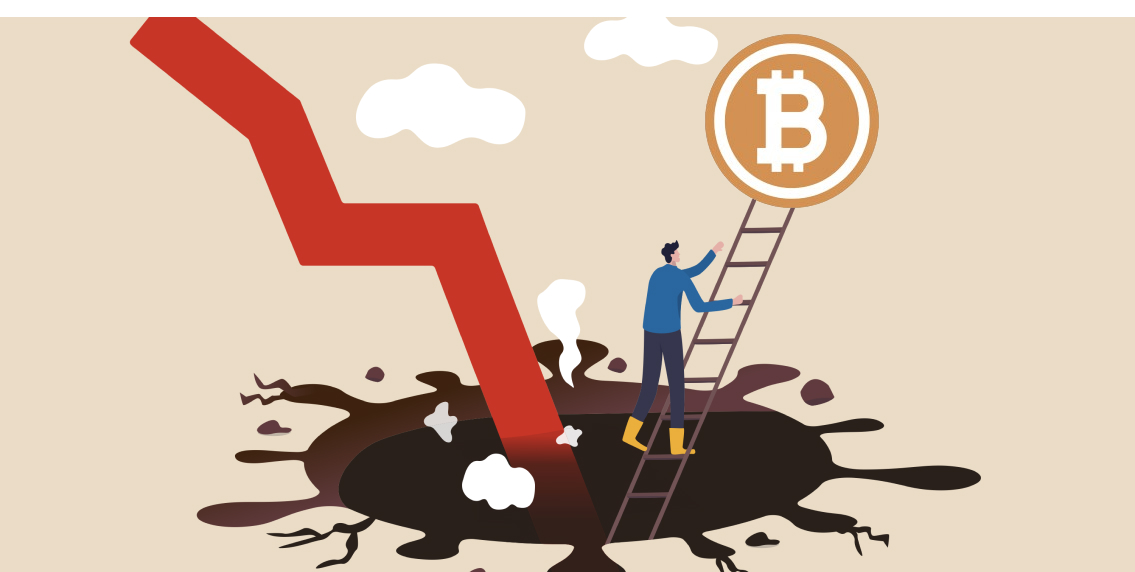 Sky-high crypto means the end for traditional markets
