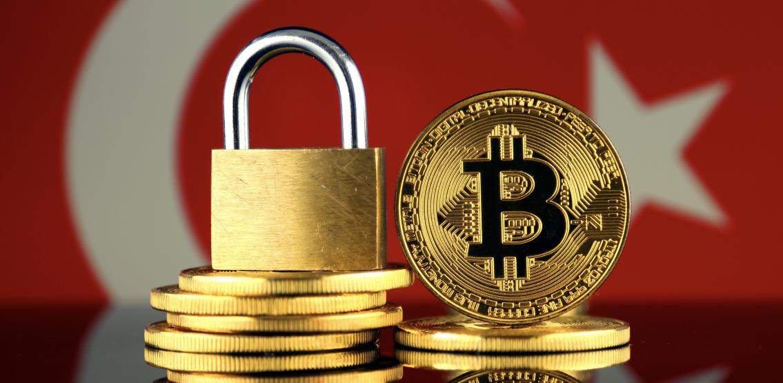 Turkish central bank bans cryptocurrencies