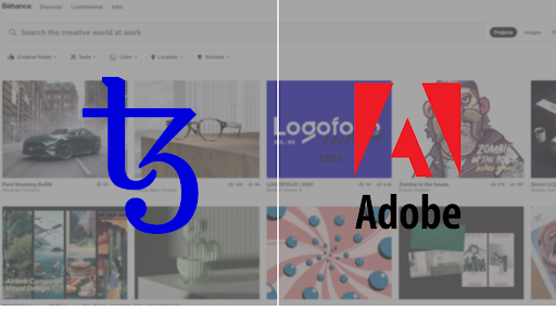 Adobe's Behance Onboarding Tezos, Solana , and Other Blockchains to Support NFTs