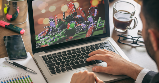 Propelling Online Gambling To New Heights Via Cryptocurrencies & Blockchain Technology