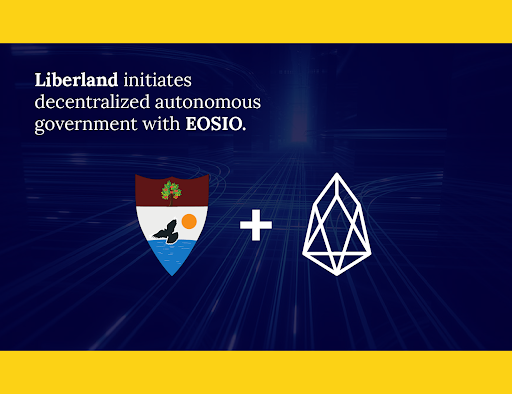 Liberland Initiates Decentralized Autonomous Government with EOSIO
