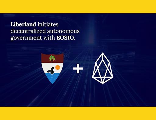 Liberland inicia un Gobierno Autónomo Descentralizado con EOSIO