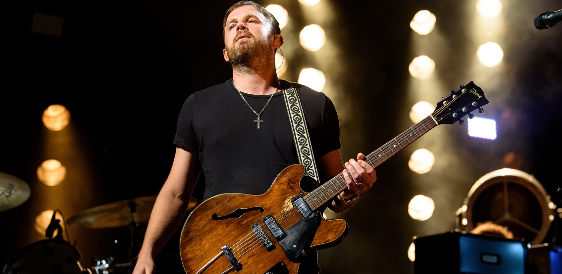 Kings Of Leon To Release Album As An NFT In A World First