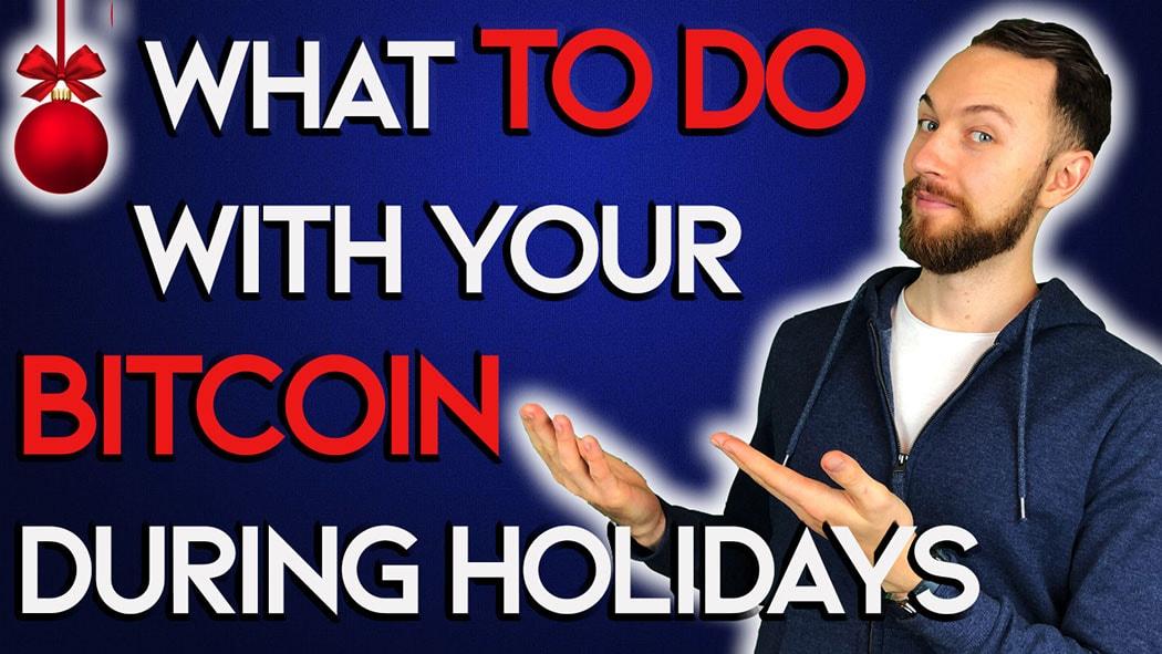 如何在假期中花费您的比特币