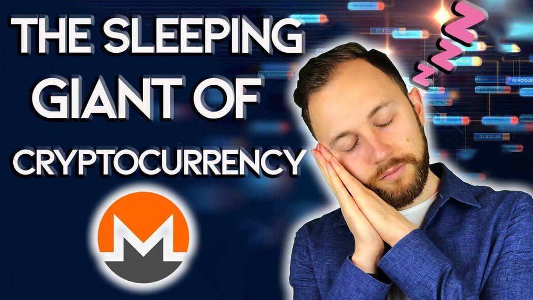 Monero XMR Est-il Vraiment Le «Géant Endormi» De La Crypto-Monnaie?