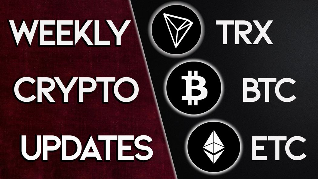 TRX Starts 2019 Off With A Bang As BTC & ETC Fall Victim To New Year