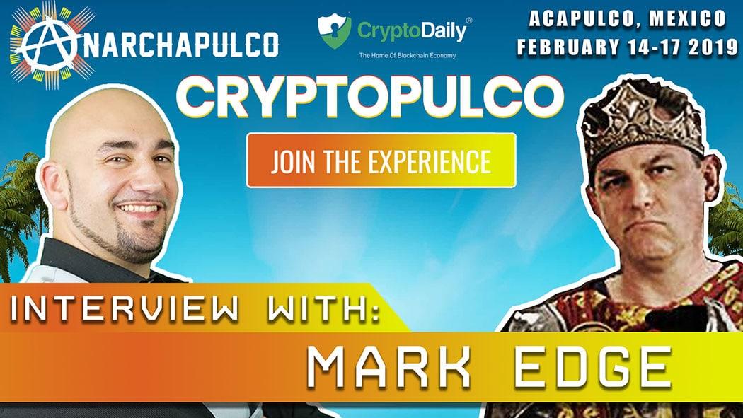 Anarchapulco - Brian Wilson Meets Mark Edge