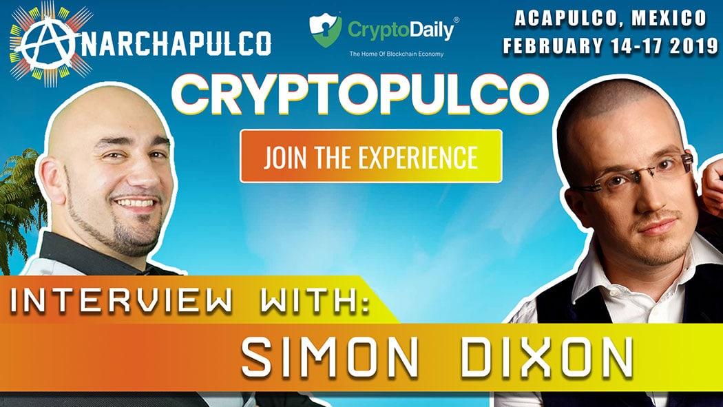 Anarchapulco - Brian Wilson Meets Simon Dixon