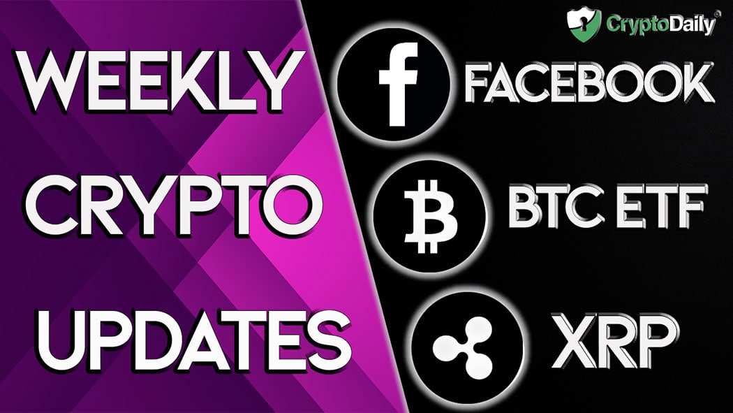 Bitcoin ETFs, XRP and Facebook?