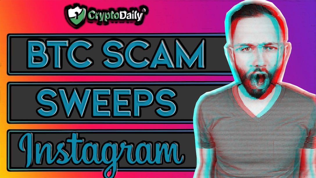 New Bitcoin Scam Sweeps Instagram
