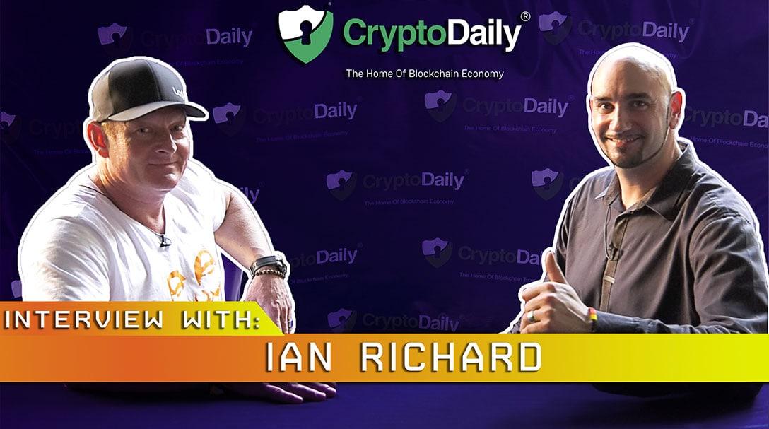 Brian Wilson Meets Ian Richard At Anarchapulco 2019