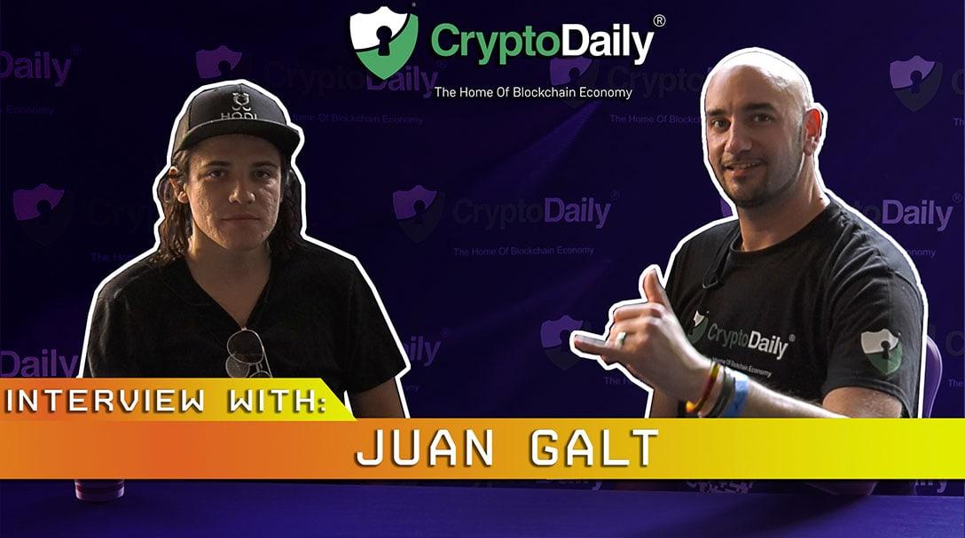 Brian Wilson Meets Juan Galt At Anarchapulco 2019