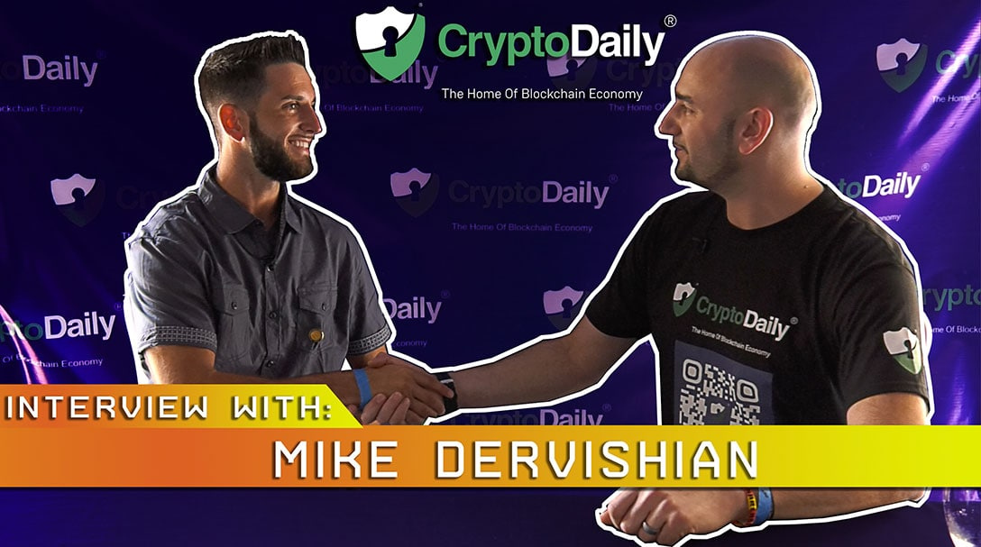 Brian Wilson Meets Mike Dervishian At Anarchapulco 2019