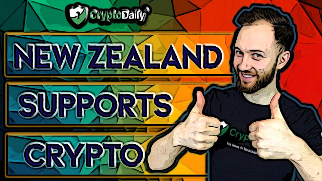New Zealand's Govt Support On Blockchain & Crypto