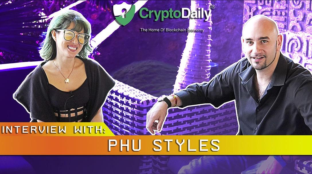 Brian WilsonがAnarchapulco 2019でPhu Stylesと出会った