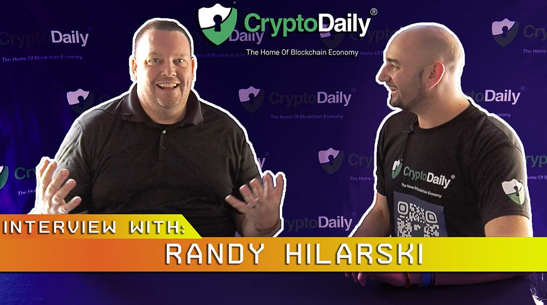 Brian Wilson Meets Randy Hilarski At Anarchapulco 2019