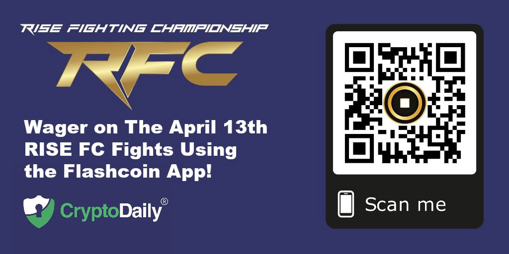 Flashcoin Sponsors Upcoming Rise FC Event