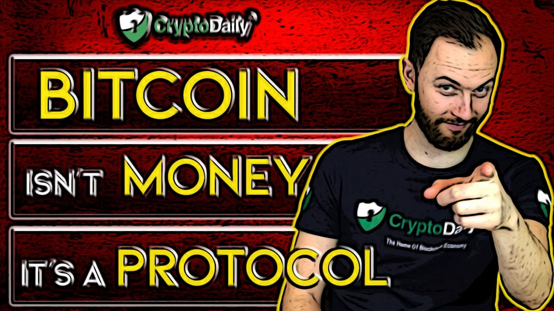 Bitcoin Isn't Money, It's A Protocol