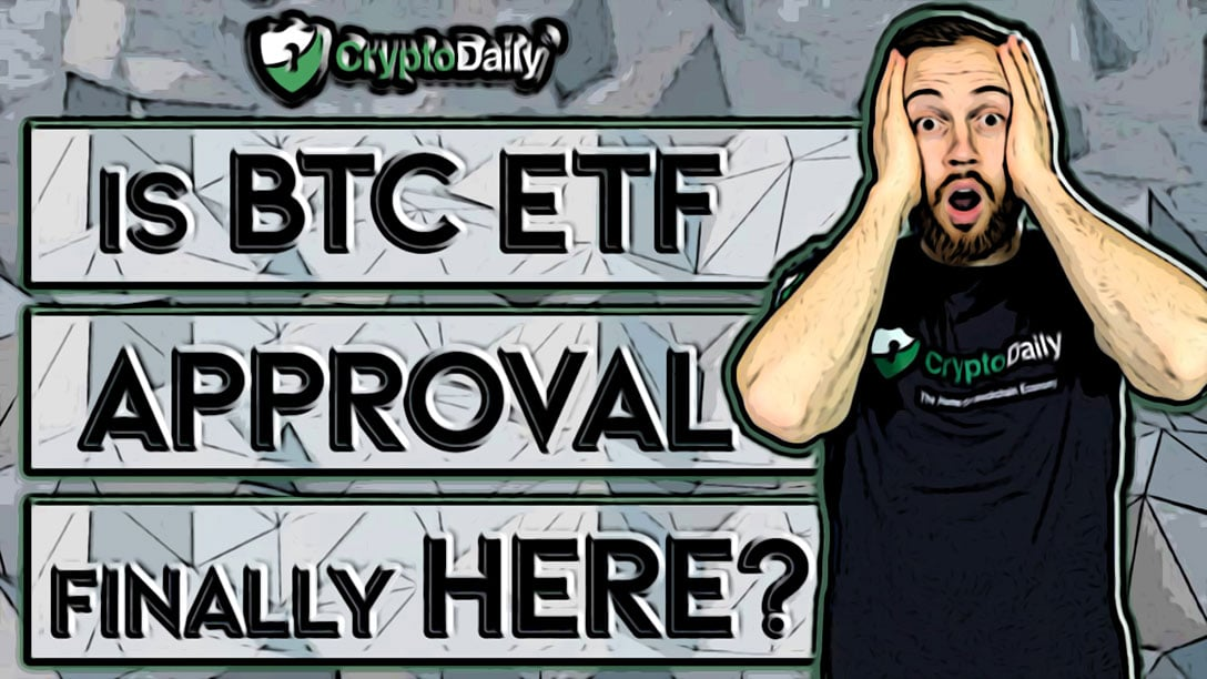 HUGE News From SEC, Is The BTC ETF Approval Finally Here?