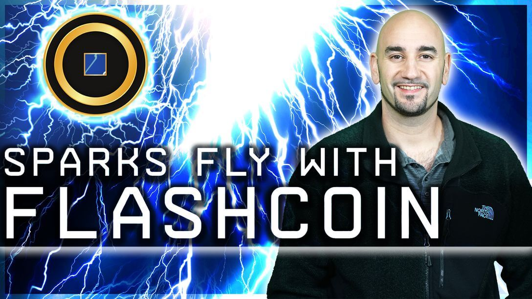 The Daily 2 - Episode 13, Hitting it off with FLASHCOIN