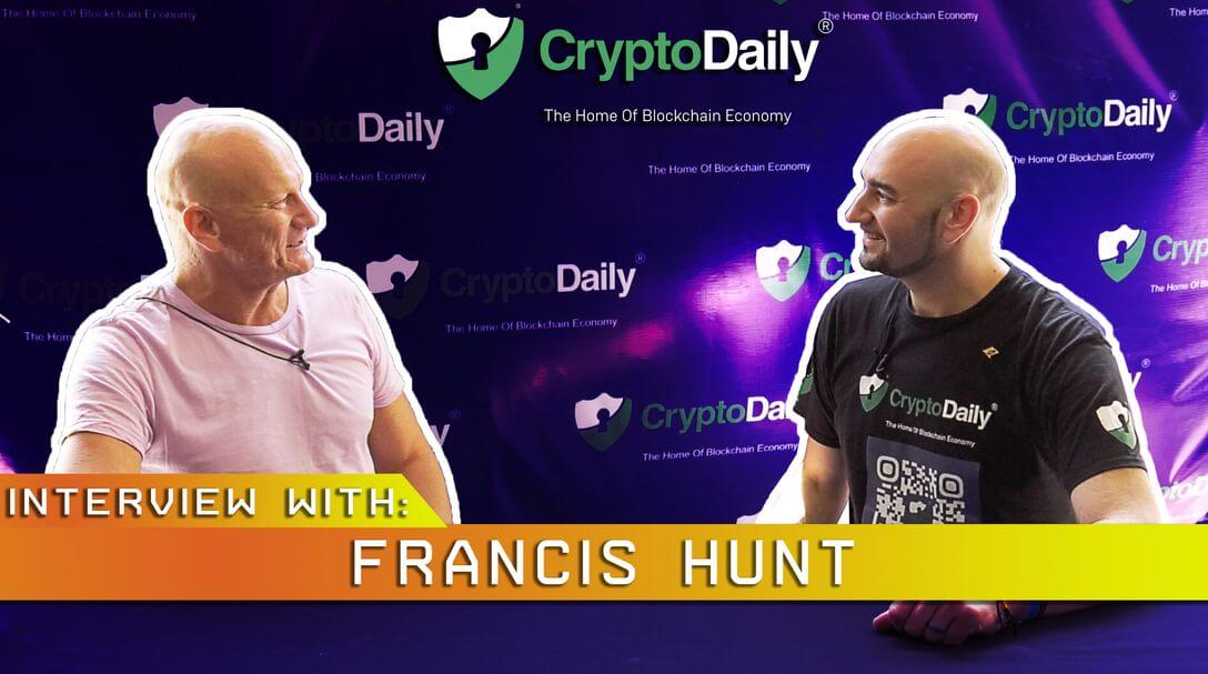 Brian Wilson Meets Francis Hunt at Anarchapulco 2019