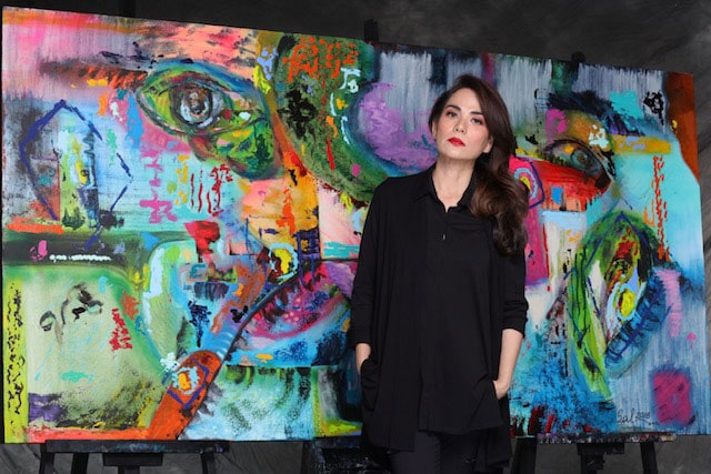 Sal Ponce Enrile Empowers Through Her Art