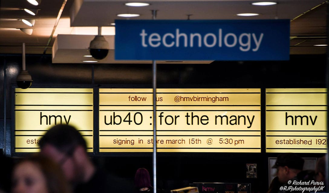 UB40 – For The Many