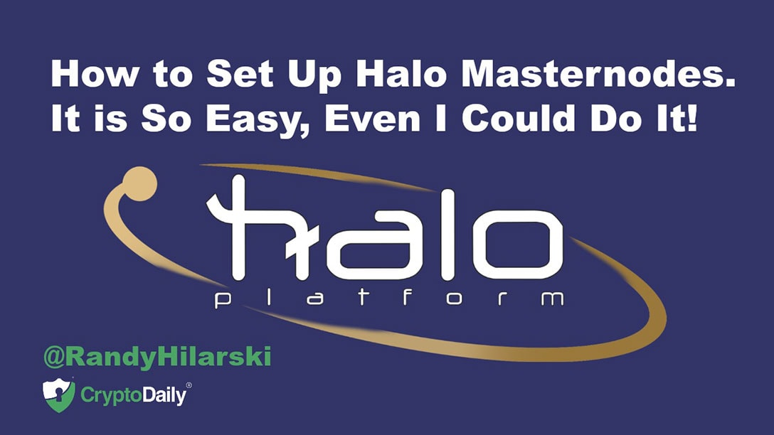 How To Set Up Halo Master Nodes. It Is So Easy, Even I Could Do It!
