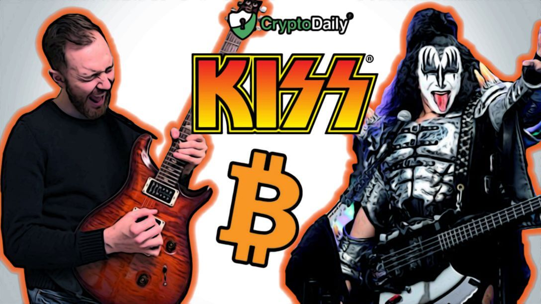"Gene Simmons: ""Bitcoin is volatile, but it goes up."""