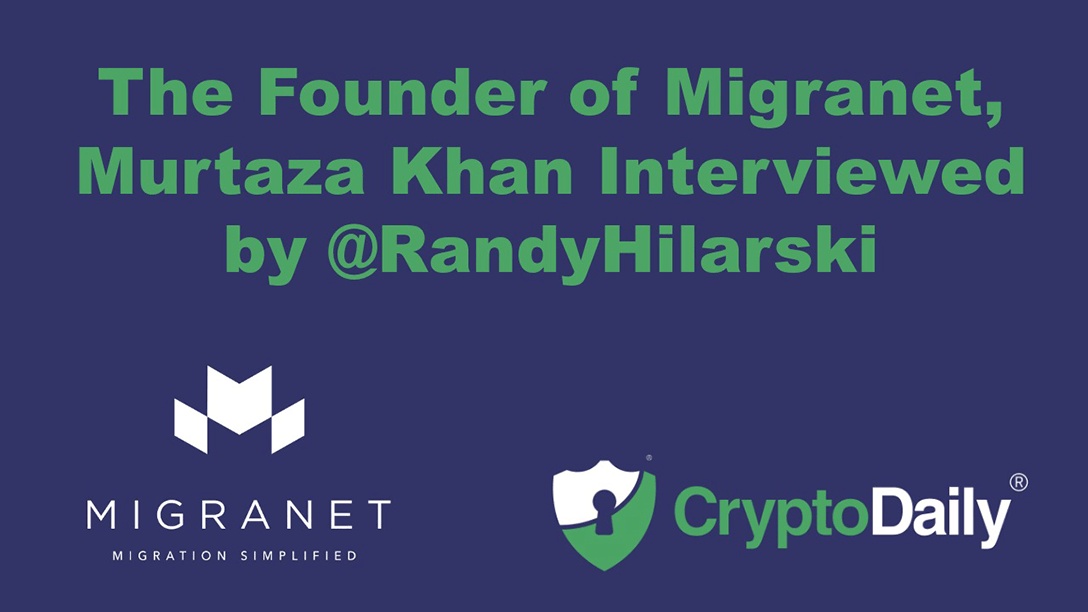 The Founder Of Migranet, Murtaza Khan Interviewed By Randy Hilarski