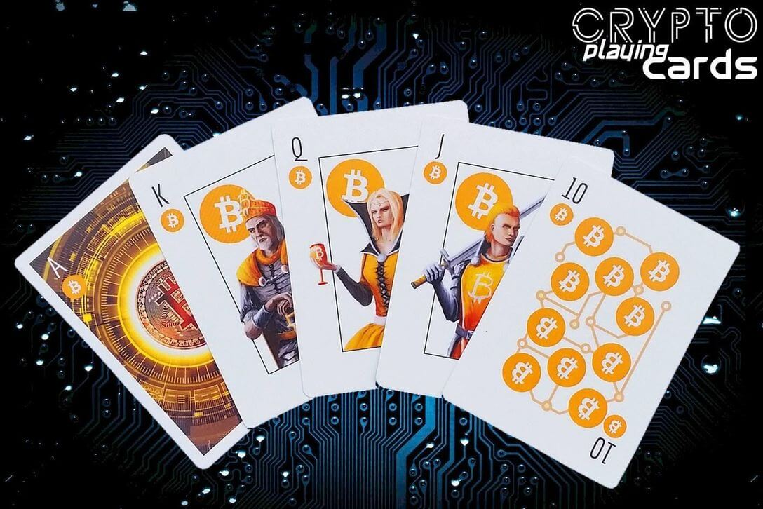 Betting Big With Crypto Playing Cards