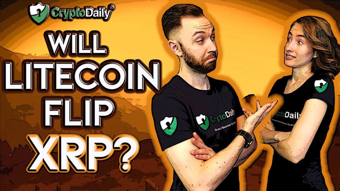 LTC & XRP: Could Litecoin Flip XRP Before It Halves?