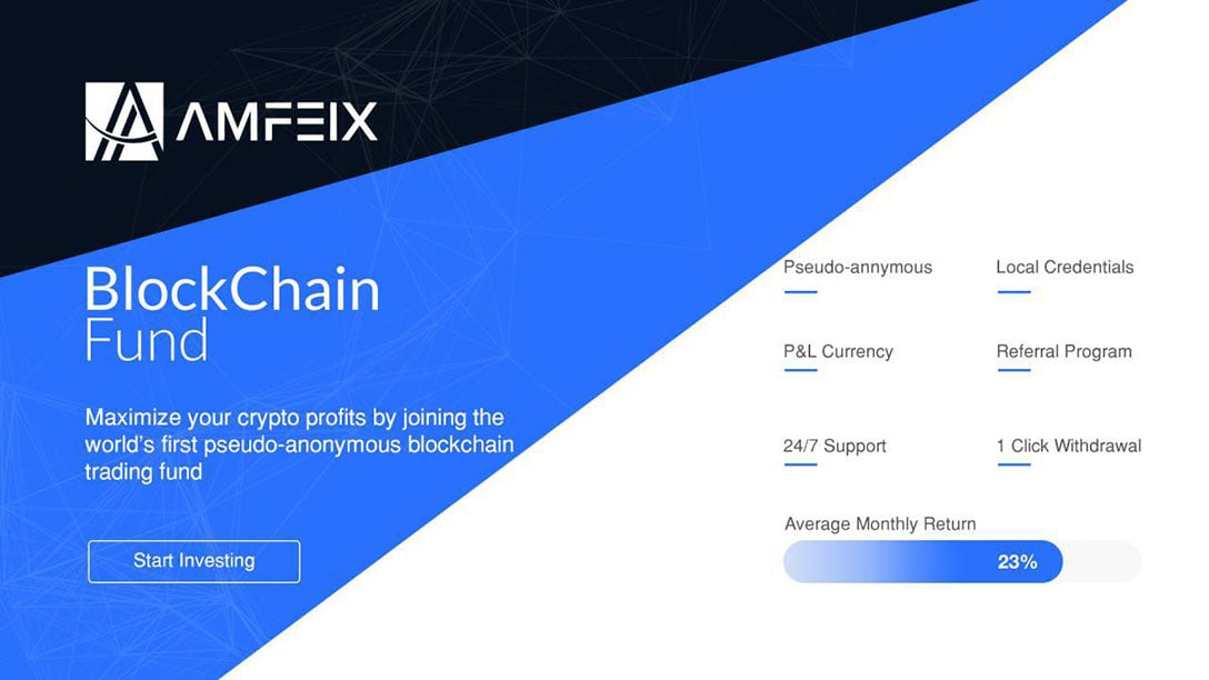 AMFEIX – A Crypto Whale You Can Join