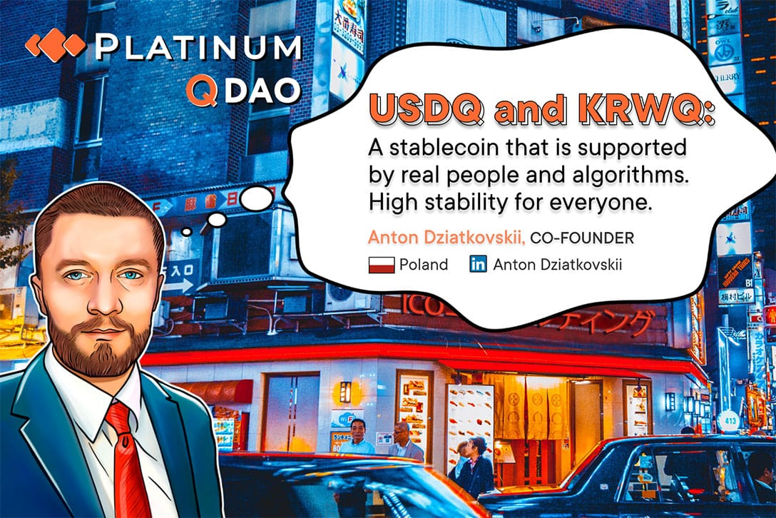The OTC Sale Of Q DAO Tokens By Platinum Q DAO Engineering Is Now Over!